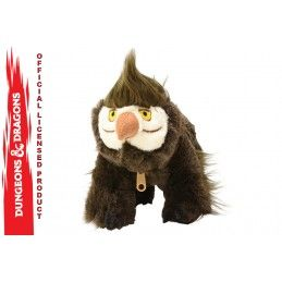 ULTRA PRO DUNGEONS AND DRAGONS OWL BEAR PLUSH DICE POUCH FIGURE PELUCHE PORTADADI
