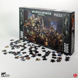 SEMIC WARHAMMER 40000 GUILLIMAN 1000 PIECES PEZZI JIGSAW PUZZLE