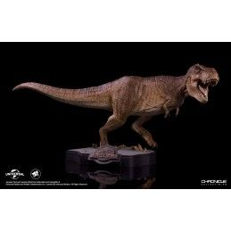 JURASSIC WORLD - FINAL BATTLE TYRANNOSAURUS REX STATUE 63CM RESIN FIGURE CHRONICLE COLLECTIBLES