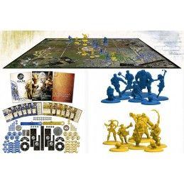 STEAMFORGED GAMES GUILD BALL - KICK OFF GIOCO DA TAVOLO INGLESE ENGLISH