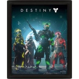 PYRAMID INTERNATIONAL DESTINY 2 GAMBIT LENTICULAR 3D POSTER 25X20CM
