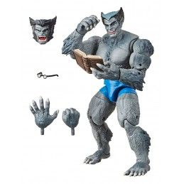 MARVEL LEGENDS - X-MEN BEAST VINTAGE COLLECTION ACTION FIGURE HASBRO