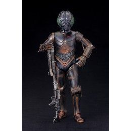 STAR WARS BOUNTY HUNTER 4-LOM ARTFX+ STATUE FIGURE KOTOBUKIYA