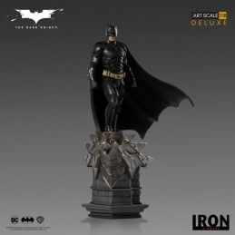 BATMAN THE DARK KNIGHT DLX 1/10 DELUXE STATUE IRON STUDIOS