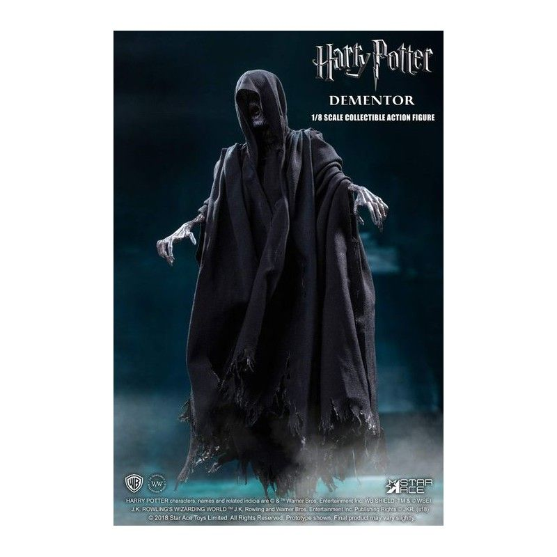 STAR ACE HARRY POTTER - HARRY AND DEMENTOR 2-PACK 18CM COLLECTIBLE ACTION FIGURE