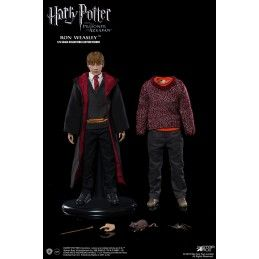 HARRY POTTER - RON WEASLEY TEEN DELUXE 1/6 30CM COLLECTIBLE ACTION FIGURE STAR ACE