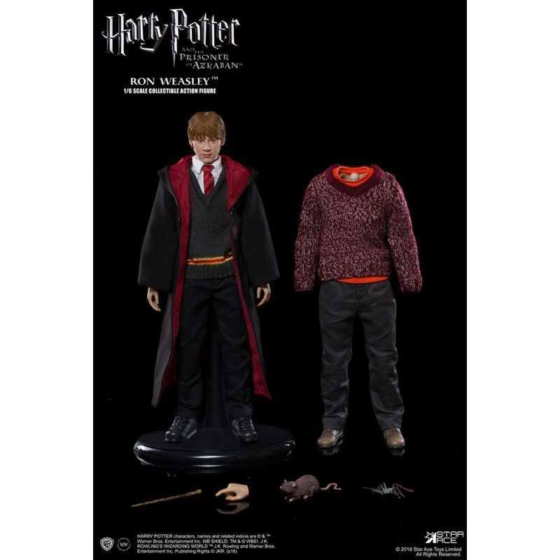STAR ACE HARRY POTTER - RON WEASLEY TEEN DELUXE 1/6 30CM COLLECTIBLE ACTION FIGURE