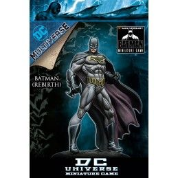 KNIGHT MODELS DC UNIVERSE MINIATURE GAME - BATMAN REBIRTH MINI RESIN STATUE FIGURE
