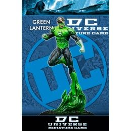 KNIGHT MODELS DC UNIVERSE MINIATURE GAME - GREEN LANTERN HAL JORDAN MINI RESIN STATUE FIGURE