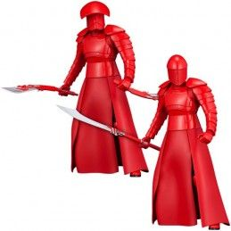 KOTOBUKIYA STAR WARS ELITE PRAETORIAN GUARDS 2-PACK ARTFX+ STATUE FIGURE