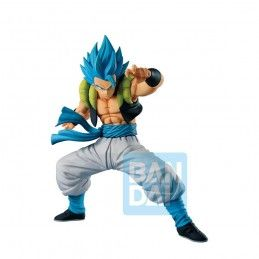 BANDAI DRAGON BALL SUPER ICHIBANSHO SUPER SAIYAN GOD GOGETA 20CM PVC STATUE FIGURE