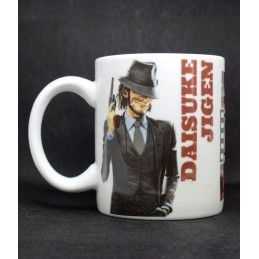 MINE LUPIN III THE FIRST DAISUKE JIGEN MUG TAZZA IN CERAMICA