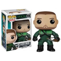 FUNKO POP ARROW - OLIVER QUEEN BOBBLE HEAD KNOCKER FIGURE