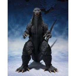 BANDAI GODZILLA 2002 S.H. MONSTERARTS FIGUARTS ACTION FIGURE