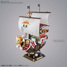 BANDAI ONE PIECE THOUSAND SUNNY LAND OF WANO VERSION MODEL KIT ACTION FIGURE