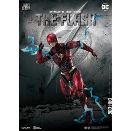 BEAST KINGDOM JUSTICE LEAGUE - THE FLASH 20CM ACTION FIGURE