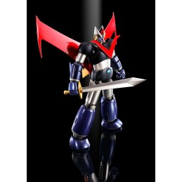 SRC SUPER ROBOT CHOGOKIN – GREAT MAZINGER KUROGANE FINISH VERSION ACTION FIGURE