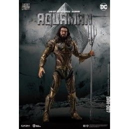 BEAST KINGDOM JUSTICE LEAGUE - AQUAMAN 20CM ACTION FIGURE