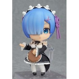 RE ZERO S.L.A.W. REM 3RD-RUN NENDOROID ACTION FIGURE GOOD SMILE COMPANY