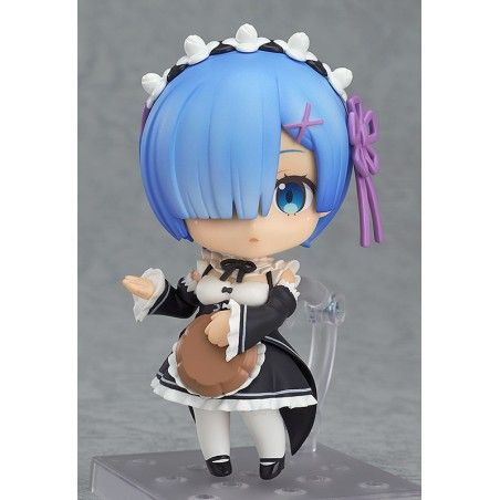 RE ZERO S.L.A.W. REM 3RD-RUN NENDOROID ACTION FIGURE