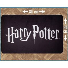 HARRY POTTER INDOOR MAT LOGO TAPPETO INTERNO 80X50CM LEGEND