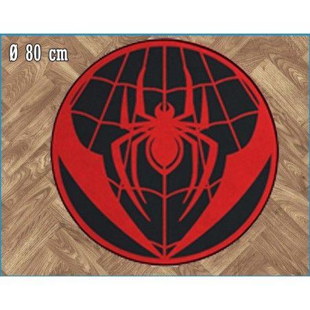 MARVEL SPIDER-MAN ROUND INDOOR MAT TAPPETO INTERNO 80CM