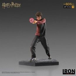 IRON STUDIOS HARRY POTTER BDS ART SCALE 1/10 16CM STATUE FIGURE