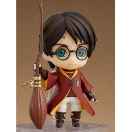 GOOD SMILE COMPANY HARRY POTTER QUIDDITCH VERSION NENDOROID ACTION FIGURE