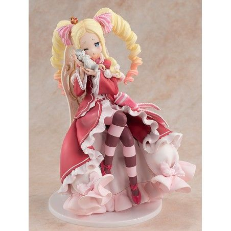 RE ZERO S.L.A.W. BEATRICE TEA PARTY VERSION 20CM STATUE FIGURE