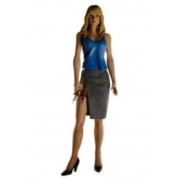 GRINDHOUSE PLANET TERROR - MARLEY SHELTON AS DAKOTA ACTION FIGURE NECA