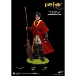 HARRY POTTER - HARRY QUIDDITCH 1/6 26CM COLLECTIBLE ACTION FIGURE STAR ACE