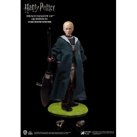 HARRY POTTER - DRACO MALFOY 1/6 26CM COLLECTIBLE ACTION FIGURE
