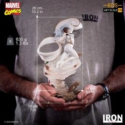 X-MEN - STORM TEMPESTA BDS ART SCALE 1/10 STATUE 26CM FIGURE IRON STUDIOS