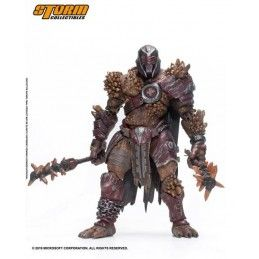 STORM COLLECTIBLES GEARS OF WAR - WARDEN 1/12 ACTION FIGURE
