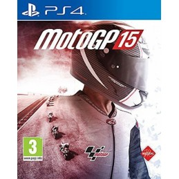 MOTOGP 2015 PS4 PLAYSTATION 4 NUOVO ITALIANO