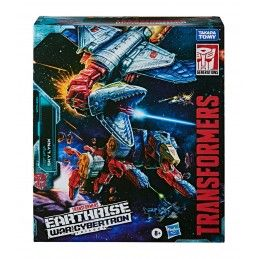 TRANSFORMERS GENERATIONS WAR FOR CYBERTRON: EARTHRISE - COMMANDER CLASS SKY LYNX 28CM ACTION FIGURE HASBRO