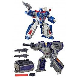 HASBRO TRANSFORMERS GENERATIONS WAR FOR CYBERTRON: SIEGE - ULTRA MAGNUS AND ASTROTRAIN 18CM ACTION FIGURE