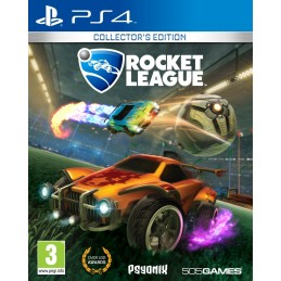 ROCKET LEAGUE COLLECTOR'S EDITION PS4 PLAYSTATION 4 NUOVO ITALIANO