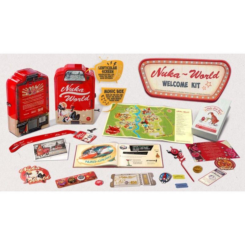 Jurassic Park Saga JURASSIC WORLD Welcome Kit Box  Accessori Doctor Collector