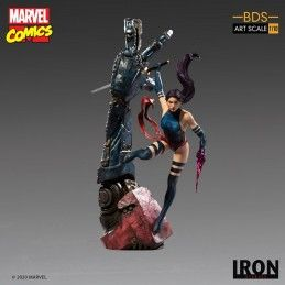 X-MEN - PSYLOCKE BDS ART SCALE 1/10 STATUE 28CM FIGURE IRON STUDIOS