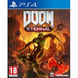 DOOM ETERNAL PS4 PLAYSTATION 4 NUOVO ITALIANO