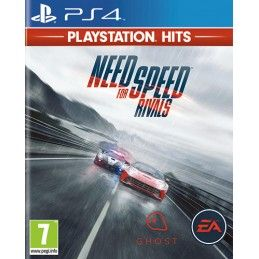 NEED FOR SPEED RIVALS PS4 PLAYSTATION 4 NUOVO ITALIANO