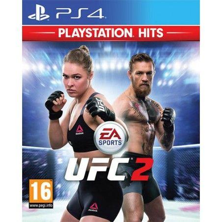 EA SPORTS UFC 2 PS4 PLAYSTATION 4 NUOVO ITALIANO