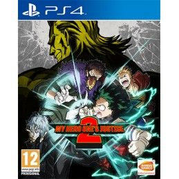 MY HERO ONE'S JUSTICE 2 PS4 PLAYSTATION 4 NUOVO ITALIANO