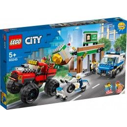 LEGO CITY POLICE RAPINA MONSTERTRUCK 60245