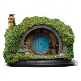 THE HOBBIT - HILL LANE HOUSE REPLICA STATUE WETA