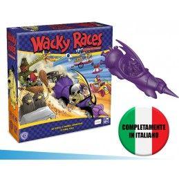 WACKY RACES - IL GIOCO DA TAVOLO ITALIANO ASTERION
