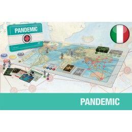 PANDEMIC 10TH ANNIVERSARIO GIOCO DA TAVOLO ITALIANO ASTERION