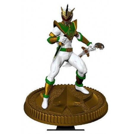 MIGHTY MORPHIN POWER RANGERS - LORD DRAKKON 23CM STATUE FIGURE