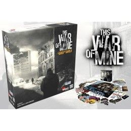 THIS WAR OF MINE - IL GIOCO DA TAVOLO ITALIANO PENDRAGON GAME STUDIO